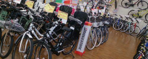 電動アシスト付自転車で通勤・通学しませんか!? (ブリヂストン編)
