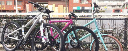 伸び盛りのキッズにぴったり! 身長140cm+で乗れるバイクありますよっ!