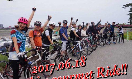 2017.06.18 静岡モディ開催☆Rookies gourmet Ride☆ご参加ありがとうございました!!