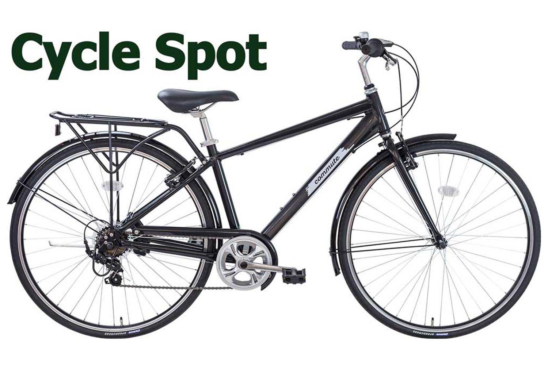 コミューターバイクおすすめ サイクリング 通勤 クロスバイク