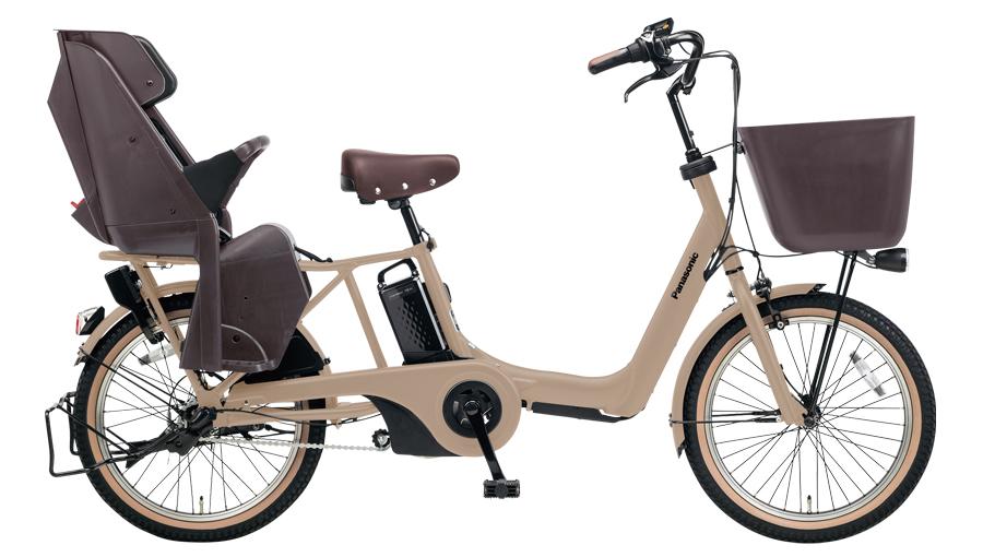 ギュットアニーズKD2018おすすめセール安いパナソニック電動自転車