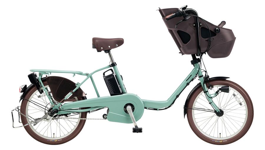 ギュットミニKD2018パナソニック電動自転車おすすめ安いセール子供乗せ