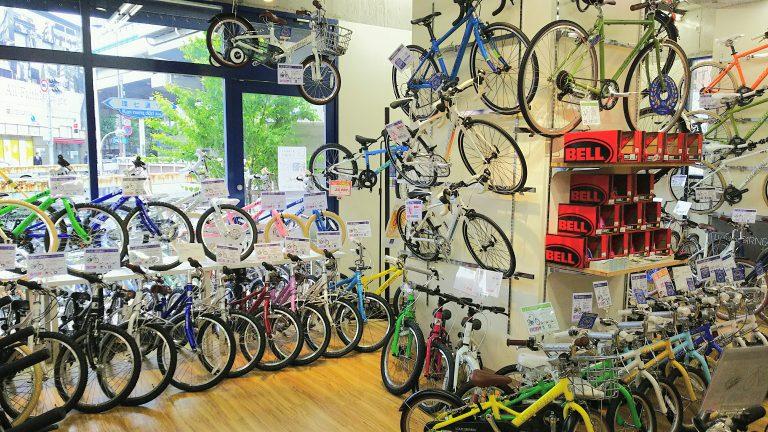 さん 自転車 屋