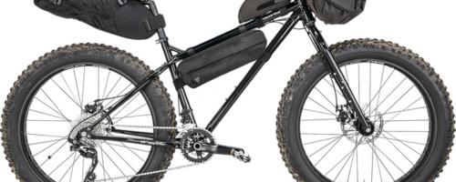 [自転車パーツ]TOPEAK Loader シリーズ フレームバック&サドルバック