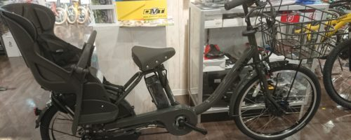 増税前にお勧めするバイク 電動子乗せモデル2