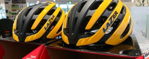 LAZER Z1 Helmet Jumbo Visma 入荷しました