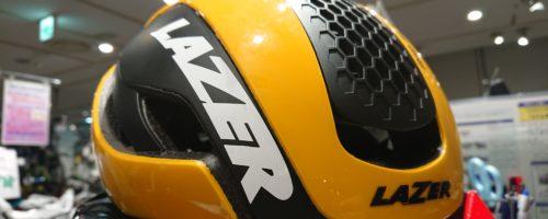 LAZER Bullet 2.0 AF ユンボ・ビスマ チームカラー入荷しました