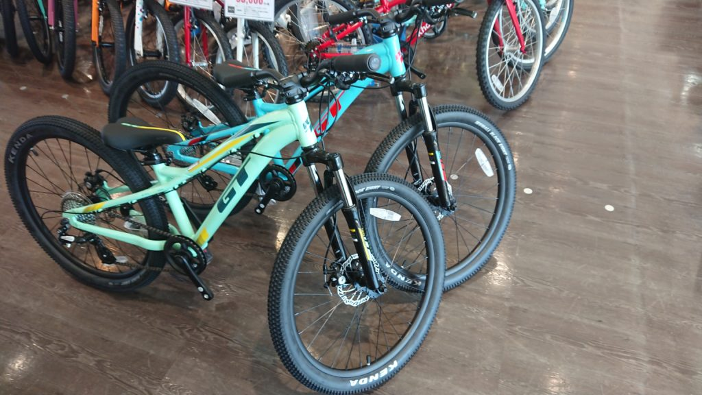 インチ 自転車 24