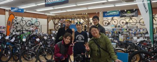 E-bikeツアー☆ご参加ありがとうございました!