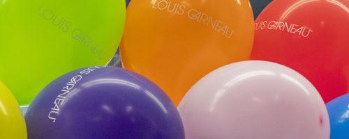 LOUIS GARNEAUのフワフワ気分でクリスマス!
