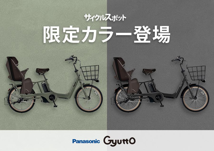 ギュット・アニーズ・DX サイクルスポット限定カラー